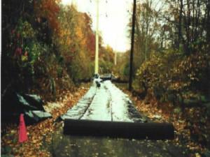 Ridgefield rails