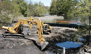 Easthampton MGP Remediation