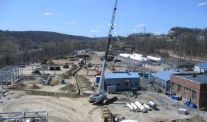 Waterbury MGP Remediation