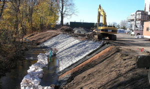 River Revetment Project